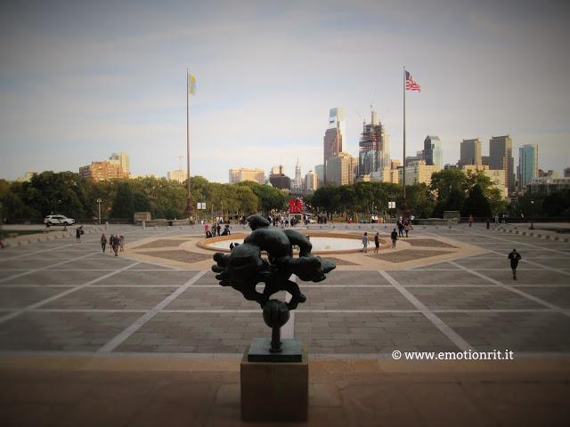 Viaggio a Philadelphia