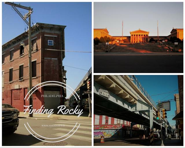 Location di Rocky a Philadelphia