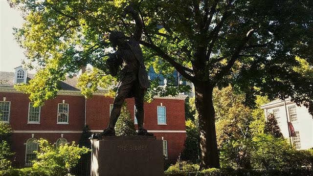 The Signer Philadelphia