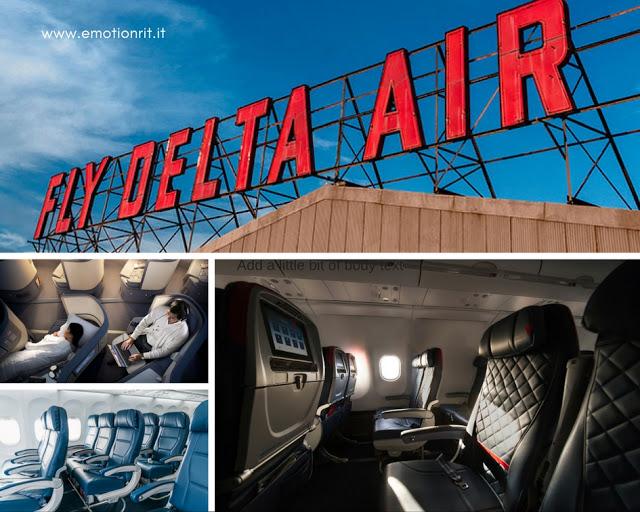 Volare con Delta Airlines