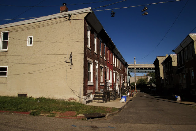 Casa di Rocky a Philadelphia