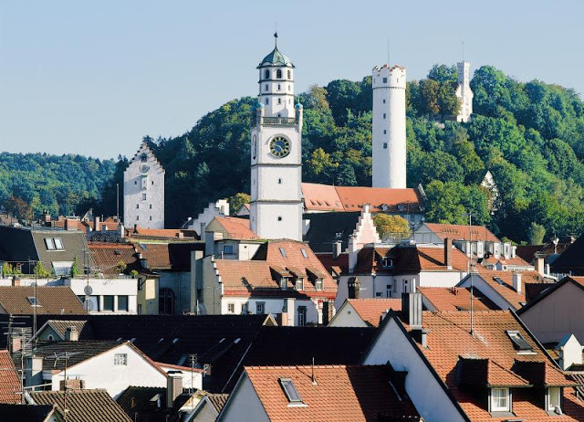 Viaggio a Ravensburg