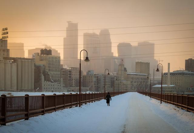 Visitare il Minnesota in inverno