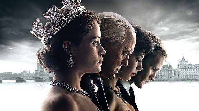Location di The Crown in Gran Bretagna