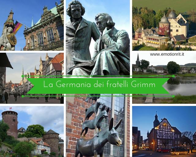 Viaggio in Germania: itinerario sulle favole dei Fratelli Grimm
