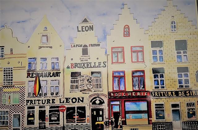 Chez Léon a Bruxelles