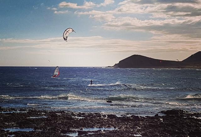 dove andare in spiaggia a Tenerife