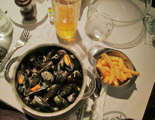 Dove mangiare Moules et frites a Bruxelles