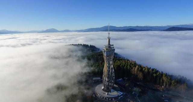 Austria: visitare la Pyramidenkogel