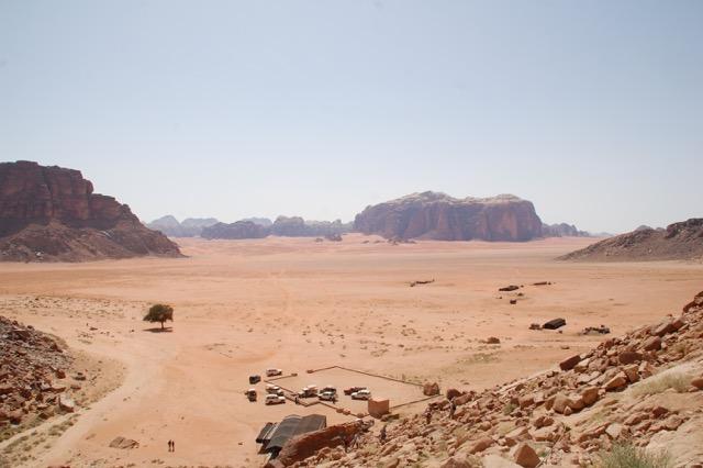 Come esplorare il deserto in Giordania