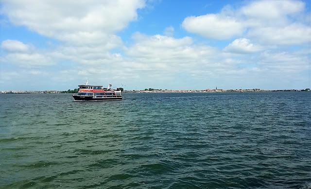 Arrivare a Volendam in traghetto